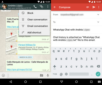 How to Print WhatsApp Messages on Android Phone