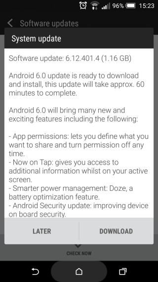 HTC One M8 AndroidSage
