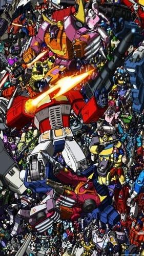 Transformers 5 Hd Wallpapers 1080p Download Fondos De Pantalla Anime Para Android