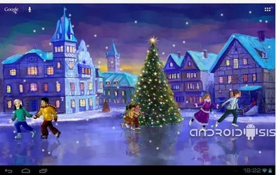 Descargar 3d Image Live Wallpaper Para Android Los Mejores Fondos De Pantalla Para Disfrutar La Navidad