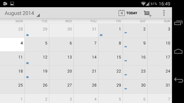 How to sync multiple calendars on an Android phone - calender s