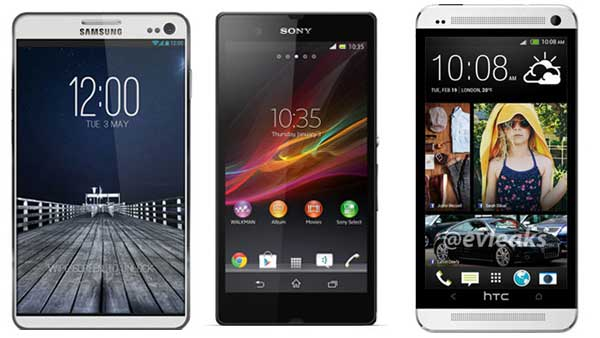 The best Android smartphones 2014 comparison chart Android VIP Club