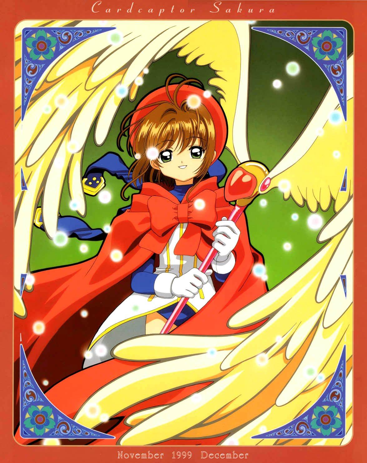Card Wallpaper Hd Card Captor Sakura Grafica