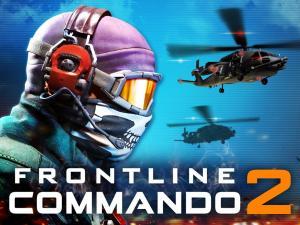 FRONTLINE COMMANDO 2 MOD APK 3.0.3 terbaru