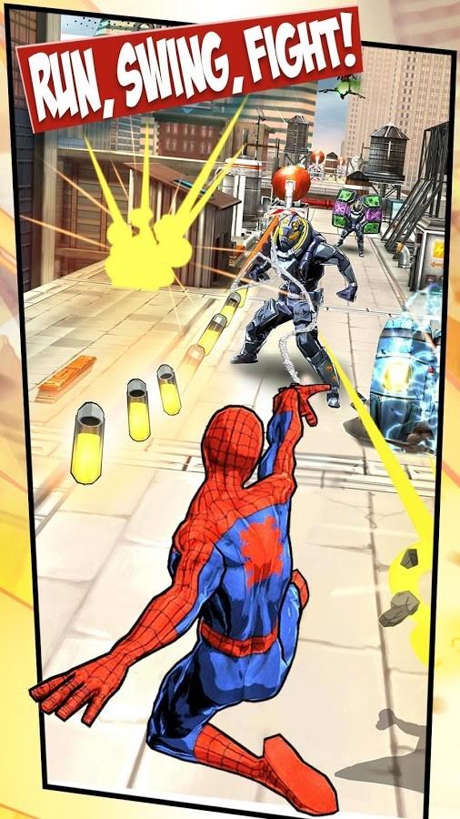 download game spiderman apk offline