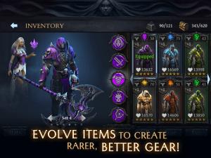 bladebound-legendary-items