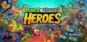 Plants vs. Zombies Heroes MOD APK terbaru