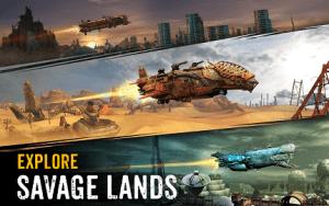 Sandstorm Pirate Wars MOD APK 1.13.0 terbaru