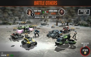 League of War Mercenaries MOD APK Review terbaru 2016