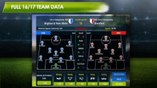 Championship Manager 17 APK Mod Unlimited Money