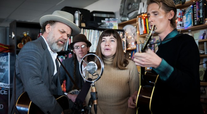Tiny Desk Concert (Washington, DC) with John Reilly and Friends — video by NPR Music