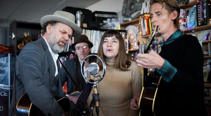 NPR Music Tiny Desk Concert w/ John Reilly & Friends