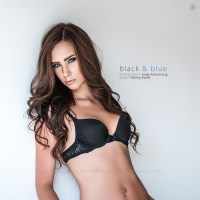 Black & Blue with Ashley