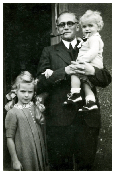 Thiel and children
