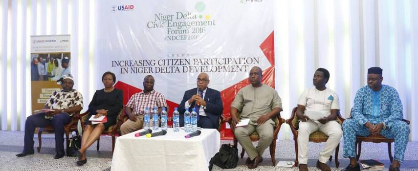 NIGER DELTA CIVIC ENGAGEMENT FORUM SIGNS COMMUNIQUE…!