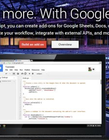 Google Apps Script in AdWords