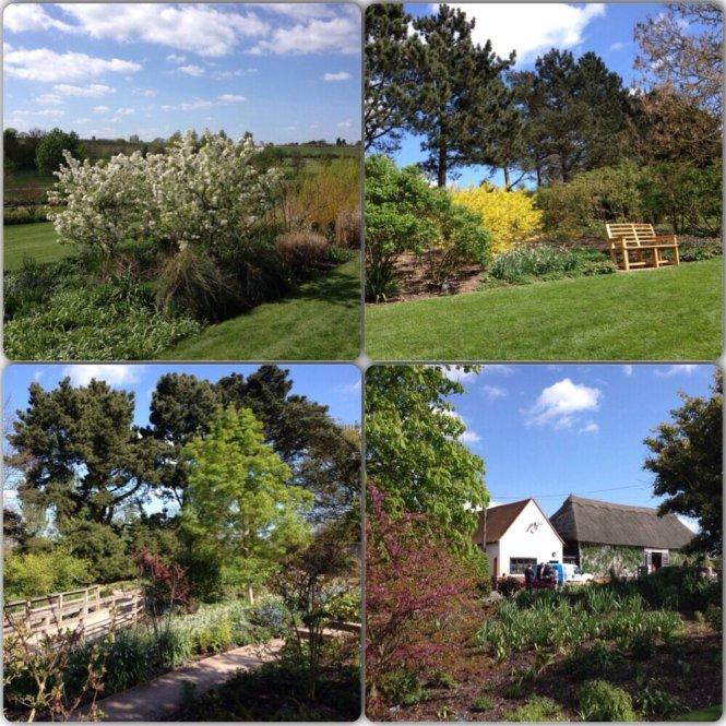 Hyde Hall Gardens Essex