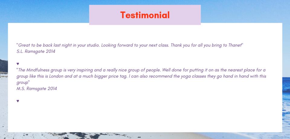 Testimonials (8)