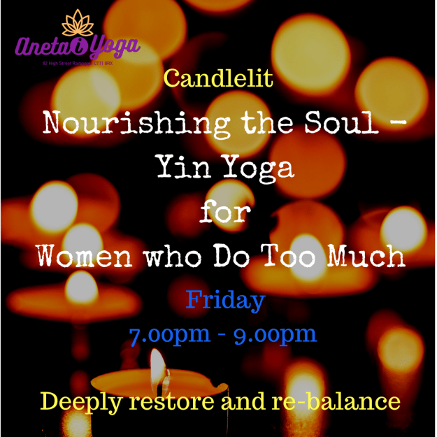 Nourishing the Soul - Yin Yoga for Women who Do Too Much (3)
