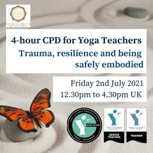 yoga for trauma, trauma healing, trauma recovery, trauma-informed yoga, trauma-informed yoga training