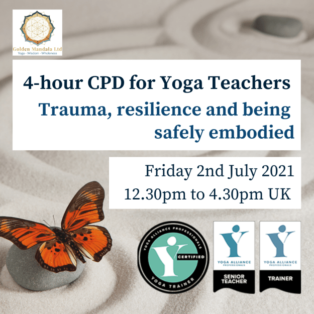 yoga for trauma, trauma healing, trauma recovery, trauma-informed yoga, trauma-informed yoga training