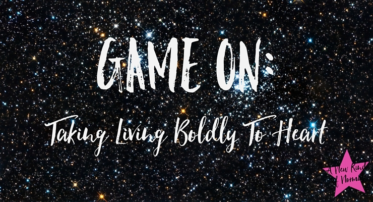 Living Boldly With Chronic Illness When The Going Gets Tough