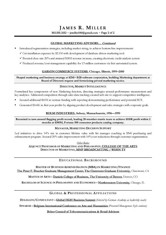 director position resume sample vp sales sample resume executive resume writer vp marketing director sample resume
