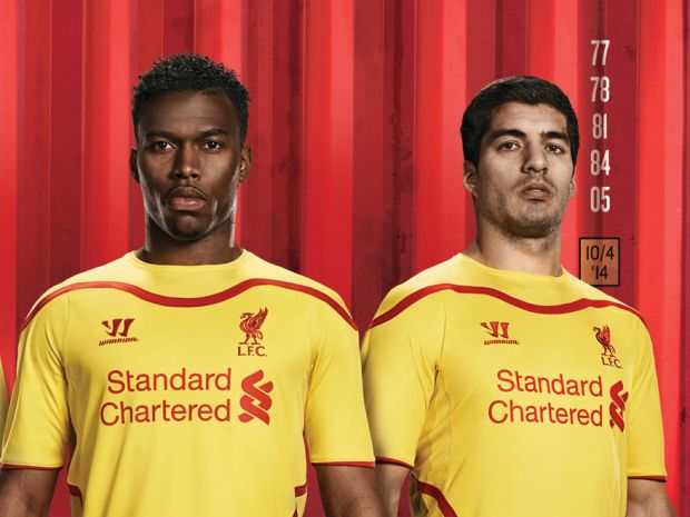 Last season's hottest partnership in the Premier League, Suarez and Sturridge, will be on opposite sides during the World Cup - fitness permitting.