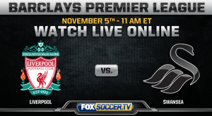 Watch LFC v Swansea Live - click to sign up