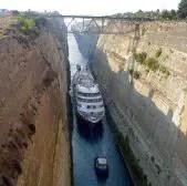 El canal de Corintio