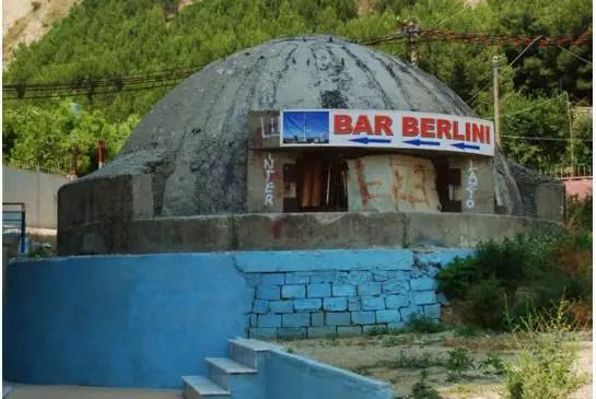 Búnkers de Albania