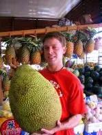 Fruta del árbol de Yaca