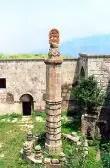 Péndulo del monasterio de Tatev