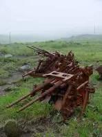 Restos de artillería
