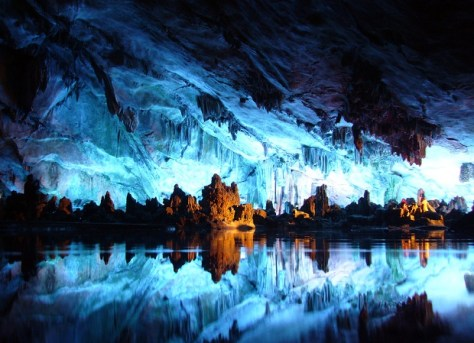 Caverna flauta