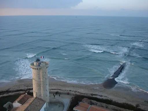 Las olas grilladas de la isla de las ballenas
