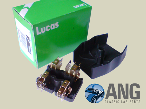 Classic Car Fuse Box Wiring Diagrams