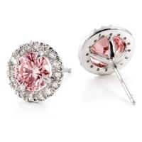 Angela Betteridge Fancy Intense Baby Pink Created Diamond ...