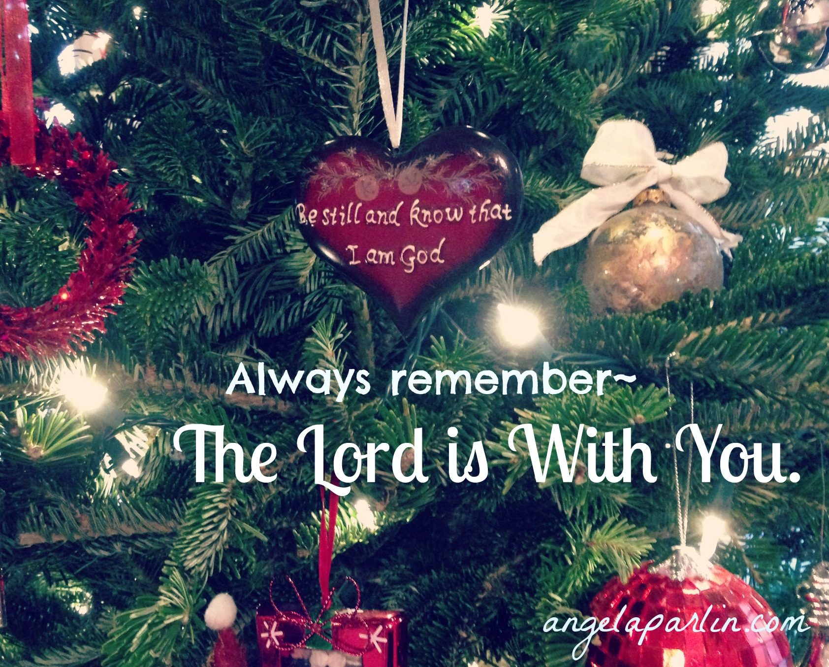 Lord With You