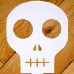 Esqueleto para imprimir y armar