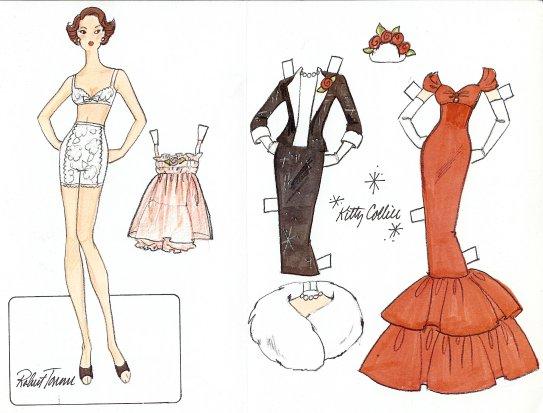 Amazing Nett Beispiel Paper Doll Bilder Bilder Fur Das Lebenslauf ...