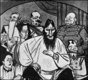 Rasputin?
