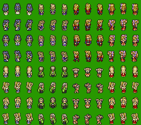 Cute Little Angel Wallpaper Snobunnyproductions Home Of The Bridget Rpg Maker