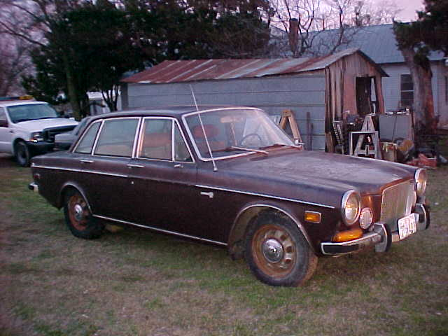 Volvo 164 for sale in Texas!