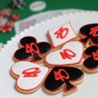 The Gambler's Sugar Cookies