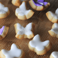 Butterfly Sugar Cookies