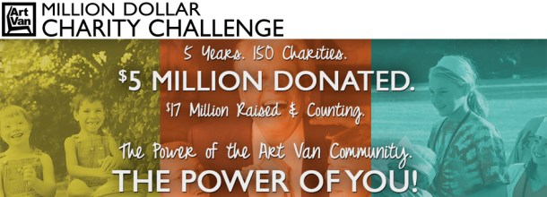Art Van Million Dollar Charity Challenge
