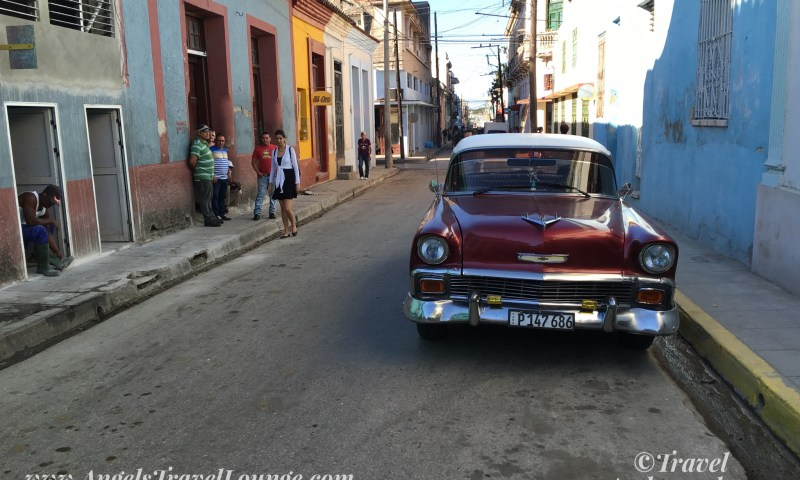 The streets of Santa Clara