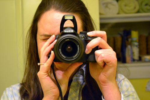Me And My Nikon D3100