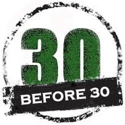30 Before 30 Logo